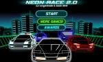 Friday Flash-Game: Neon Race 2